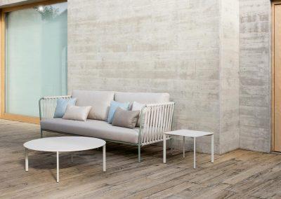 Modernus lauko sofa Nido 1