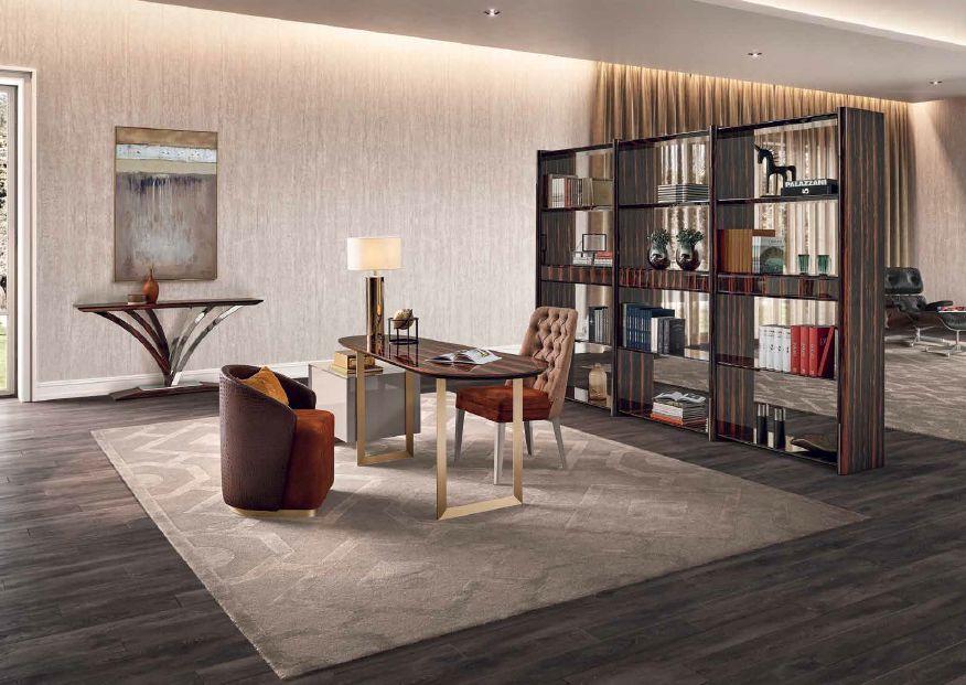 Modernios klasikos darbo kambario baldai Majestic