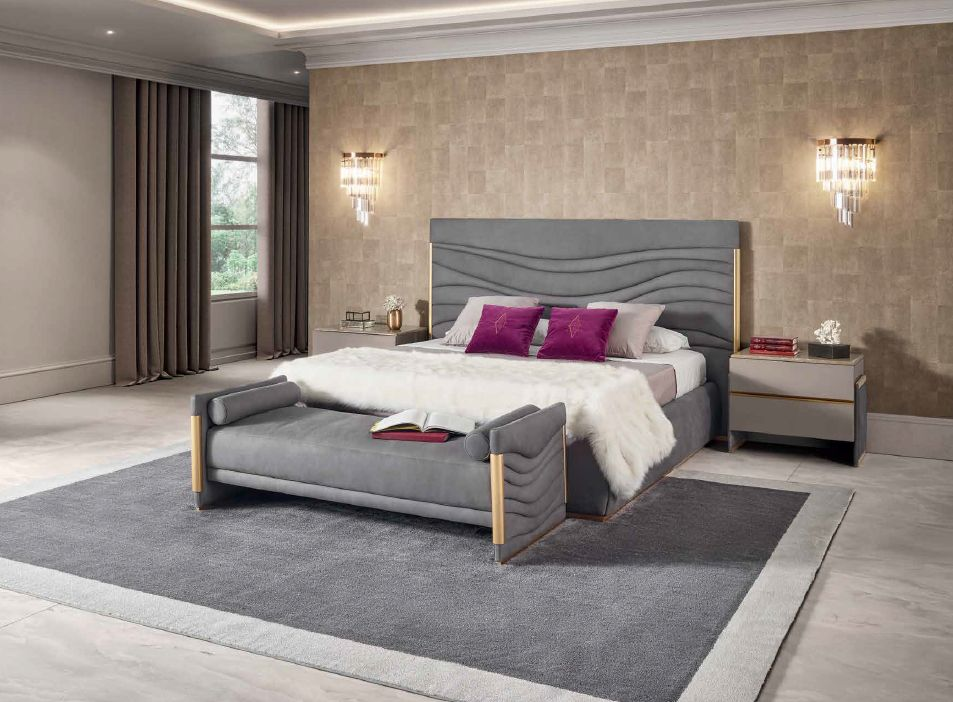 Modernios klasikos miegamojo baldai Gatsby