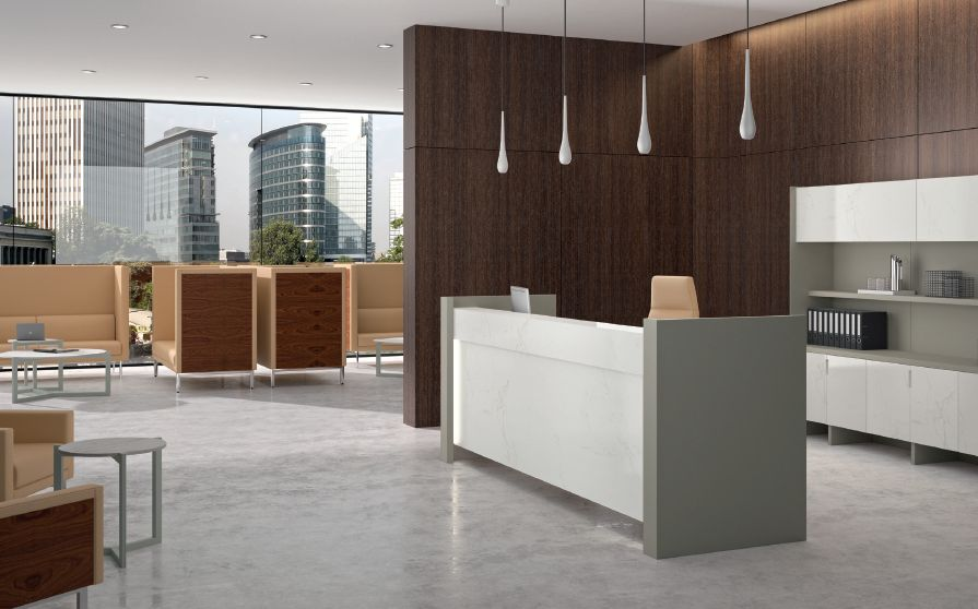 Modernūs darbo kambario baldai Freeport 19