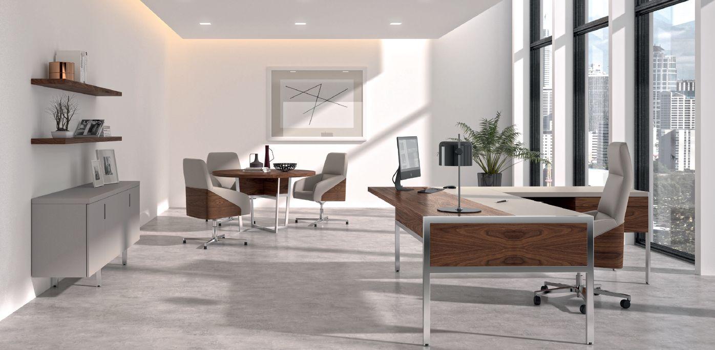 Modernūs darbo kambario baldai Gallery 3