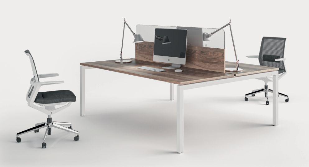 Modernūs darbo kambario baldai Nexo 5