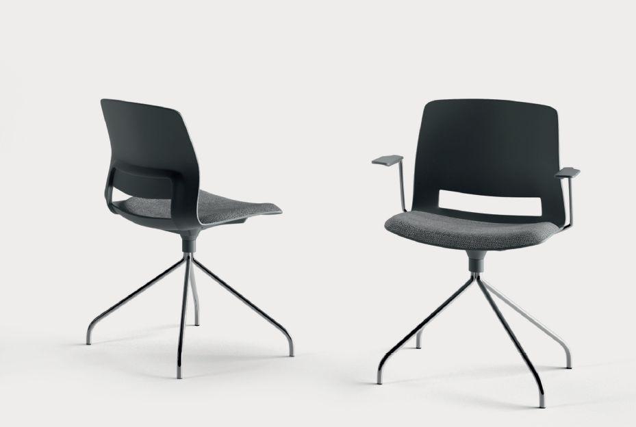 Modernūs darbo kambario baldai kėdės Easy 1