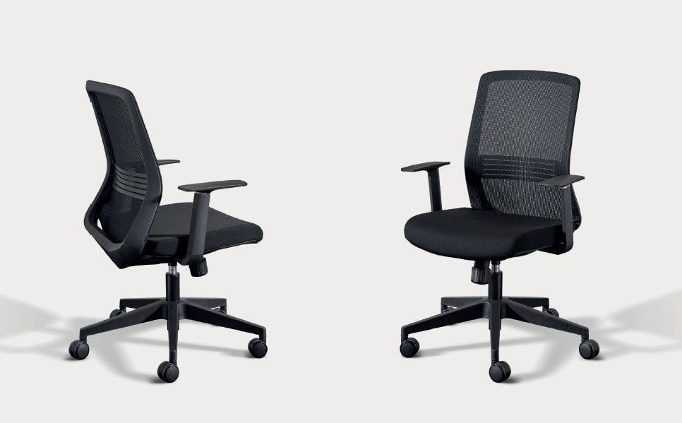Modernus darbo kambario krėslas Mymesh
