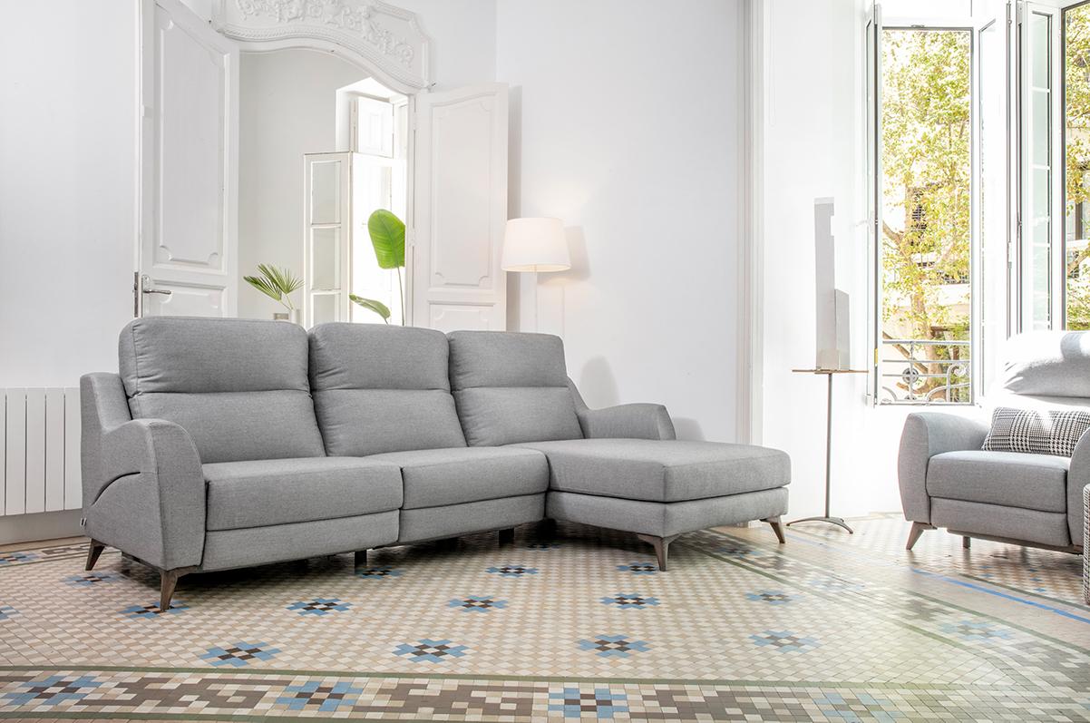 Modernūs minkšti svetainės baldai sofa Galerna 2