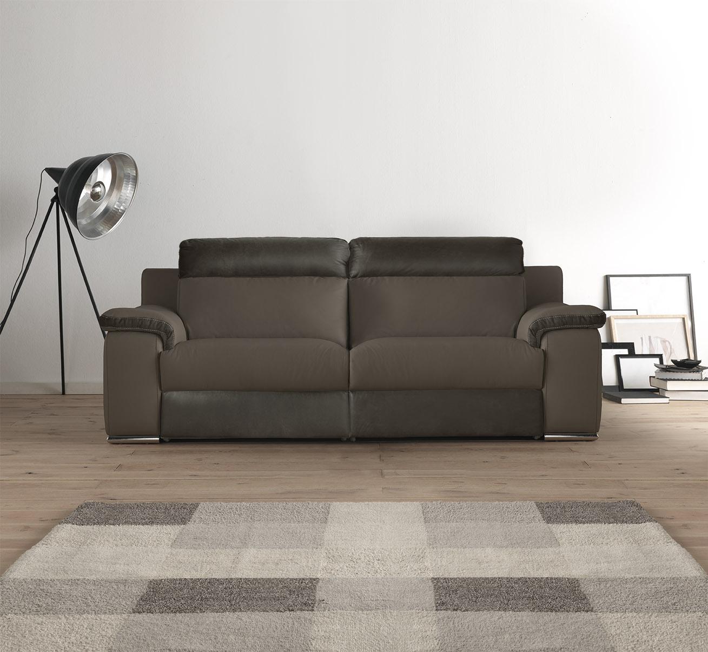 Modernūs minkšti svetainės baldai sofa Ipsilon
