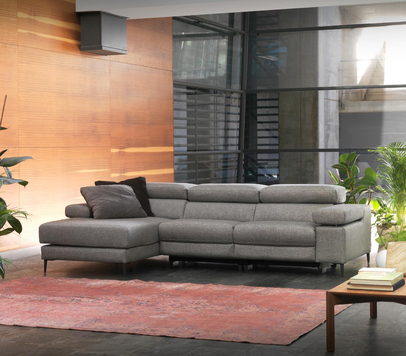 Modernūs minkšti svetainės baldai sofa Lima