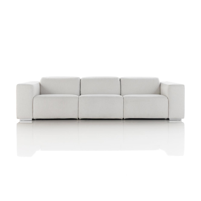 Modernūs minkšti svetainės baldai sofa Waw
