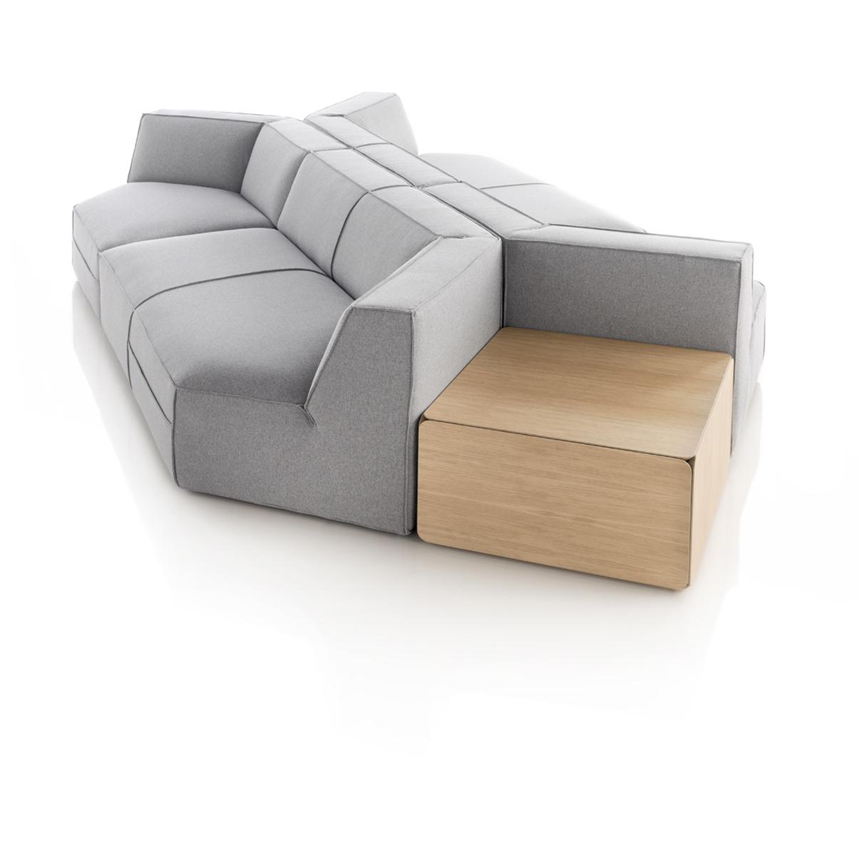 Modernūs ofiso sofos moduliai sum
