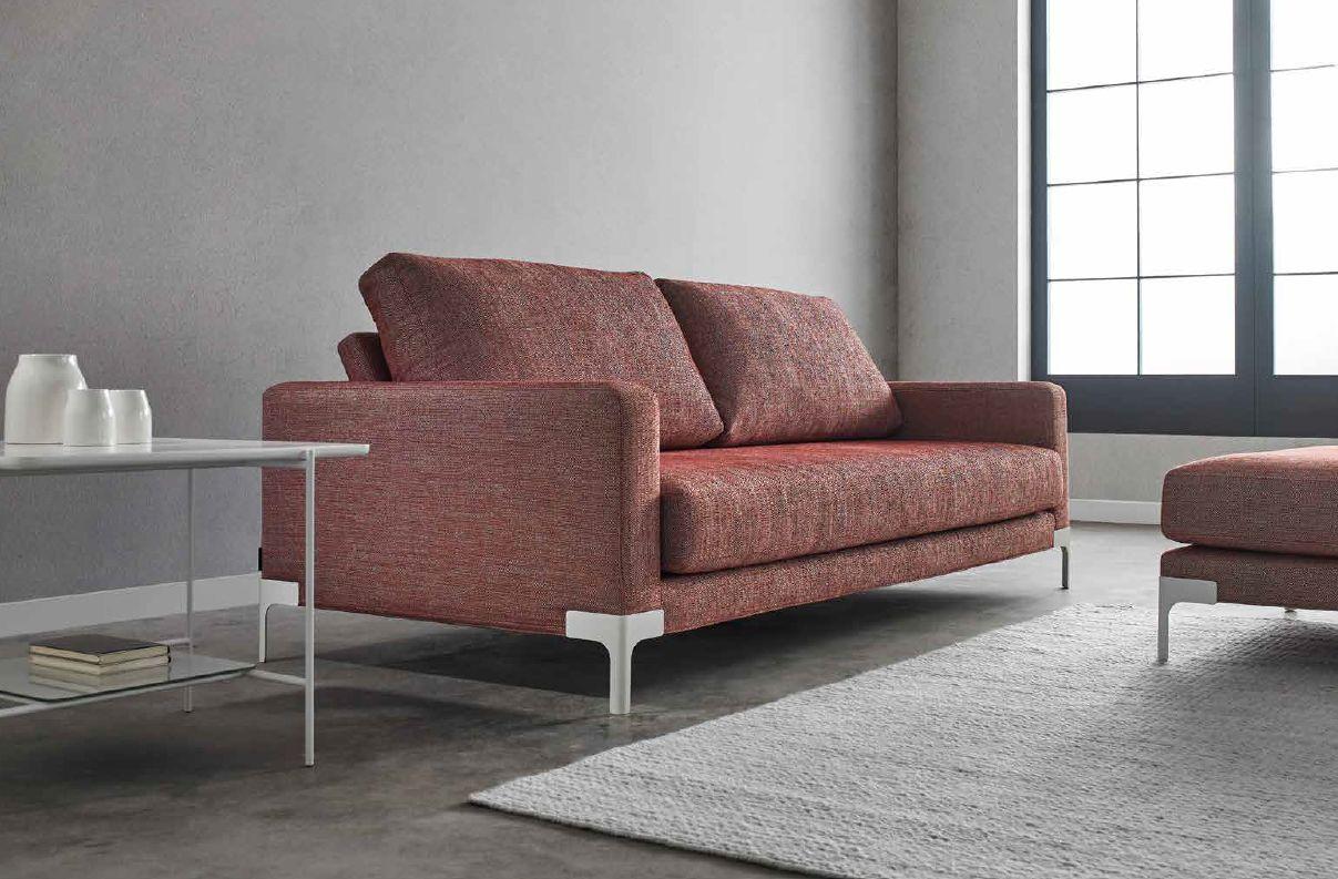 Modernūs minkšti svetainės baldai sofa lova Daybed