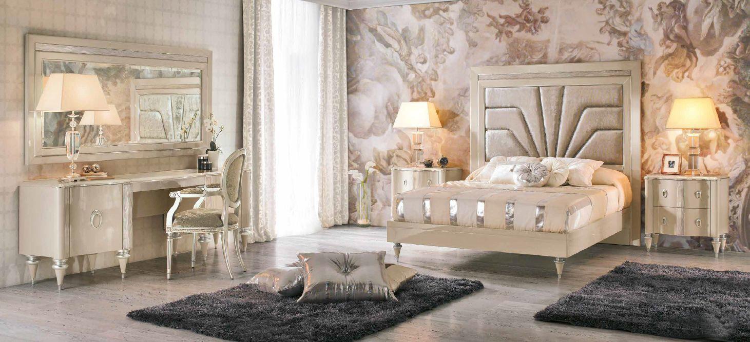 Modernios klasikos miegamojo baldai Agora 3