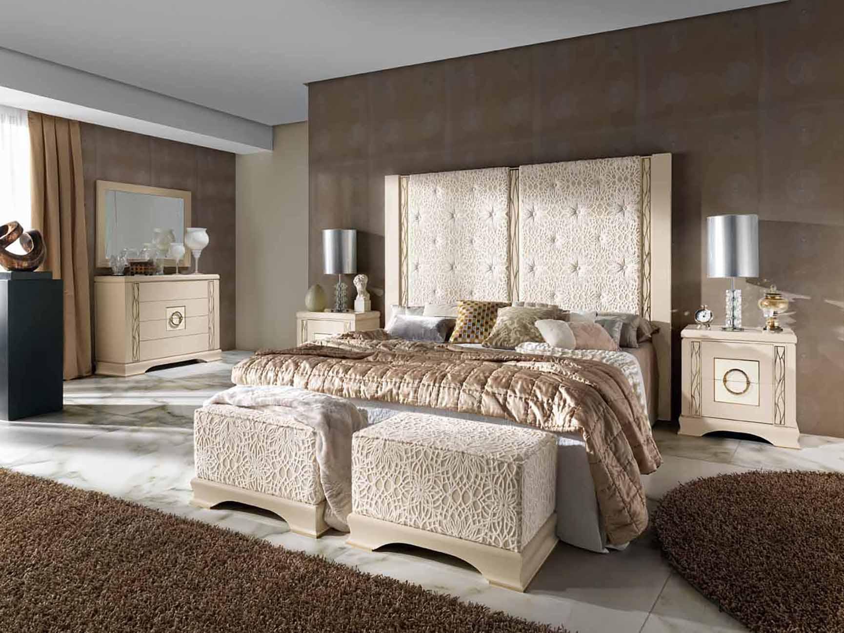 Modernios klasikos miegamojo baldai Stravaganza 9