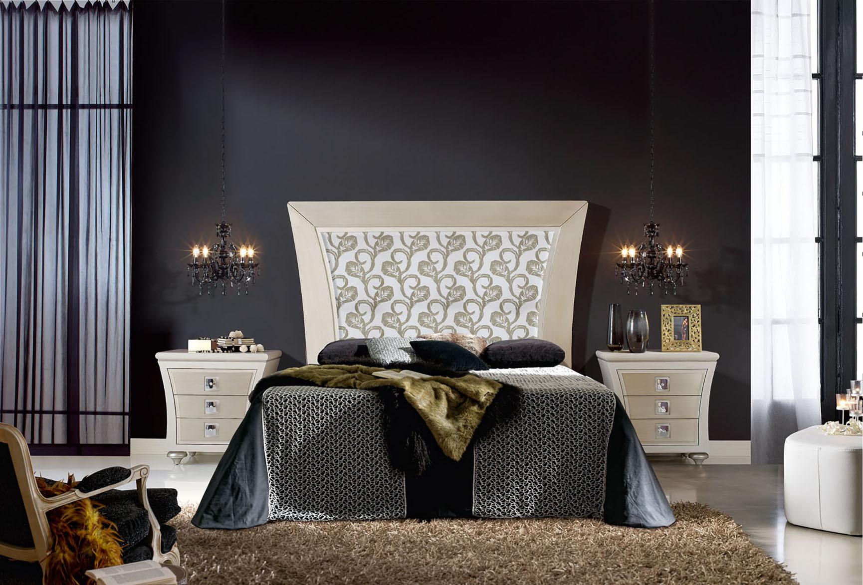 Modernios klasikos miegamojo baldai Wonderland 15