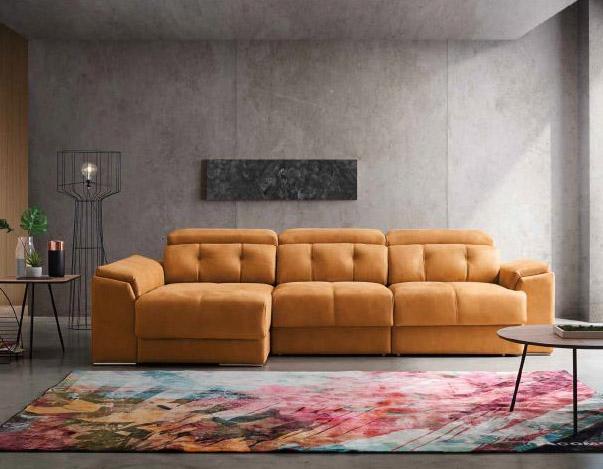 Modernūs minkšti svetainės baldai sofa Dinamic