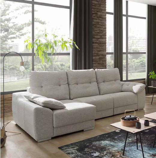 Modernūs minkšti svetainės baldai sofa Lecler 2