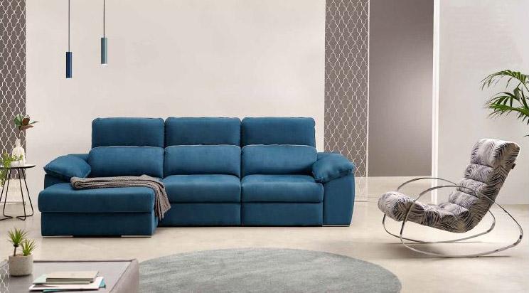 Modernūs minkšti svetainės baldai sofa Nut