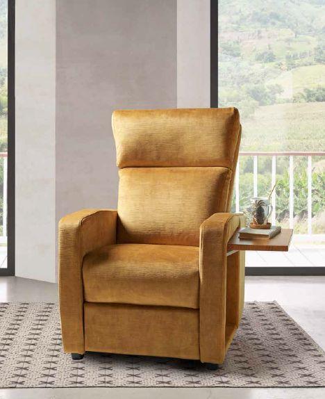 Modernios klasikos fotelis Delta