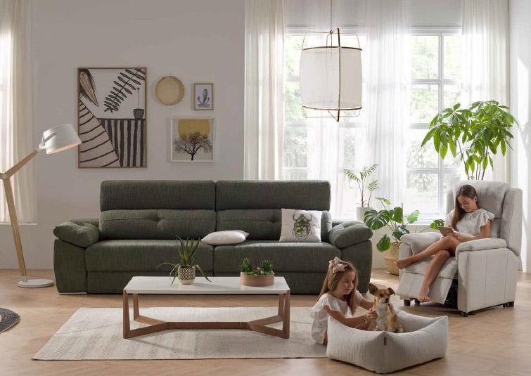 Modernios klasikos sofa Acciona