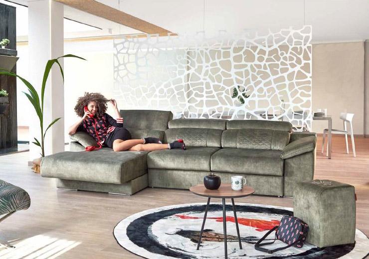 Modernios klasikos sofa Aruma
