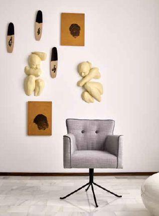 Modernus fotelis Shima 3